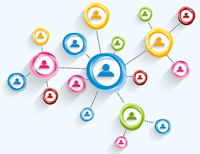 Hacer crecer las redes sociales