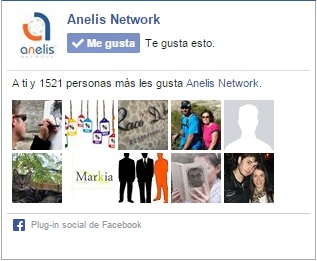 Plugin oficial de Facebook