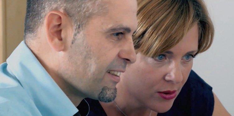 Juan Luis Barreiro y Mª José Docampo